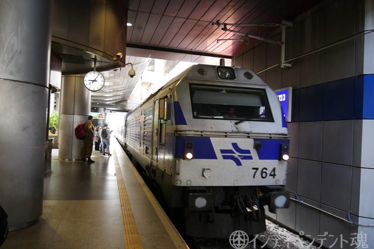 Ben Gurion Airport駅