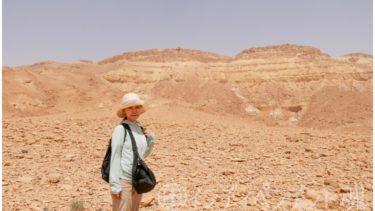 イスラエル⑪沙漠の街ミツペラモーンで人生初のヒッチハイク
