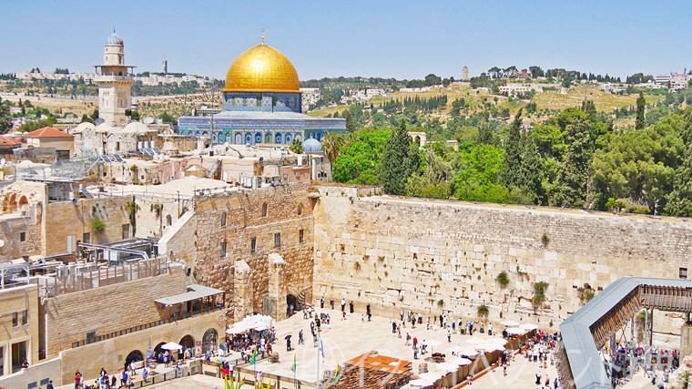 イスラエル一人旅