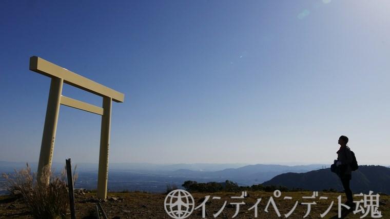 椿大神社入道ヶ獄で道がひらく